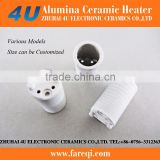 Film Resistor Ceramic Cup 21*13*10 mm Hot Air Gun Heating Element