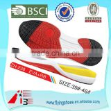 durable rubber and eva material basketball shoes outsole