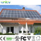 Solar Power System Home with Solar Panel 500 Watt Kit Energia Solar