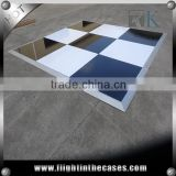 Outdoor wooden dancing floor Plywood Platform Dance Floor