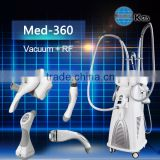 vacuum suction beauty machine rf for face vacuum roller fat sucking machine vacuum slimming machine