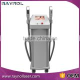 2016 Professional Beauty Salon Equipment Armpit / Back Hair Removal IPL RF Elight Hair Removal Machine 590-1200nm