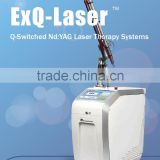 Laser Tattoo Removal Equipment Nd Yag Laser Q Switch Laser Tattoo Removal Machine For Melasma Treatment Machine Varicose Veins Treatment