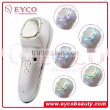 EYCO hot and cold beauty device with light 2016 new product ionic face detox face bath detox