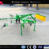 cheap price high quality tractor PTO driven rotary hay rake/garden tractor mini rakes for sale