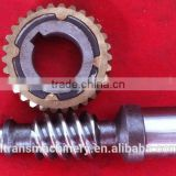 RV gearbox worm gear and worm shaft