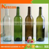 Export products list Hot stomping Factory direct wine bottles 750 ml