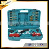 new 2014 manufacturer China wholesale alibaba supplier germany design 18V electric drill power tool set tool box