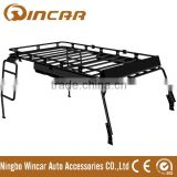 4WD Wrangler roof rack for 2008-2016 JP 4-door from Ningbo Wincar