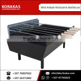 Mini Kebab Grill Machine for Export at Wholesale Price