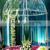 iron wedding/birthday/party /festival flowers &wreaths type engraved door pavilion mandap