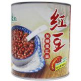100% natural no food additive canned beans, red bean canned food