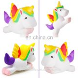 Squishy Cute Wings Unicorn Kawaii Cream Scented Squishy Charms Stress Relief Toys