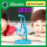 Hot sale Lovely Cradle hand small plastic hand fan