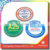 round PVC 3D/2D cup coaster, silicone promotional gift coasters