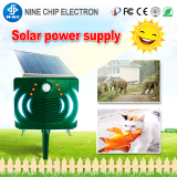 Effective Solar Energy Supply Animal bird  Repeller