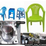 plastic multi-use chair mould, injection mold, plastic chair, plastic stool
