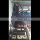 H36 China turning linear guide way cnc wheel lathe euithing machine