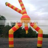 PVC tarpaulin custom inflatable air dancer /inflatable sky dancer /inflatable advertising man