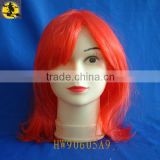 Colorful Anime Cosplay Party Wig Shoulder-length Cut