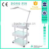 beauty salon spa equipment facial hand trolley with Trade Assurance                                                                         Quality Choice