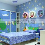 Fun Designs of child bed fairy kid bed room furniture set                                                                         Quality Choice