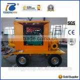diesel Mobile water pump trailer factory price