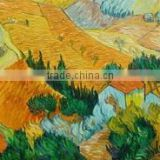 Masterpiece oil painting reproduction-van gogh Handmade Oil Painting (vg-12)