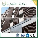 High Quality Eco-friendly wpc wall clading