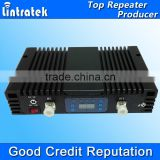 Full bar cell phone signal booster,gsm repeater Telecom 900 2100mhz repeater sample available