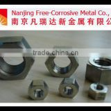 Incoloy 925 / N09925 hex nuts and bolts for sale