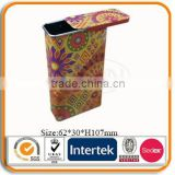 cigarette packing tin box with sliding lid                                                                         Quality Choice