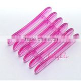 Plastic nail art acrylic uv gel pen brush rest holder stand