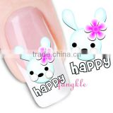 Hotselling good quality water nail decals