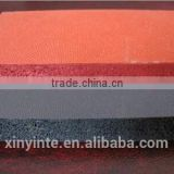 Natural spong Silicone foam rubber sheet