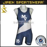 China supplier cheap custom wrestling suits wholesale wrestling singlet for men sexy women wrestling singlet