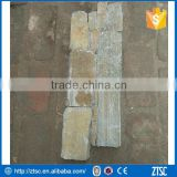 Exterior wall cladding tiles price decoration artificial culture stone brick wall panels