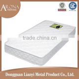 Hot selling healthy spring baby mattress foam baby mattress China mattress