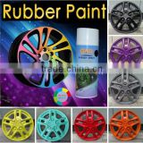 cheap and good quality rubber paint spray 400ml/450ml