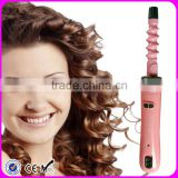 New twist magic hair curler hair donut electric hair curlers