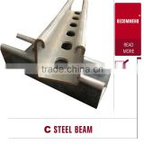 Main Channel 38*12 Metal Profile adopting high-grade quality hot-dipped galvanized steel