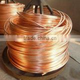 Copper-based copper phosphorus alloy coil copper welding wire