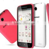 KOMAY Original Lenovo A516 Mobile Phone MTK6572 Dual Core 1.2GHz 4.5 inch IPS 854x480 4GB ROM Android 4.2 2 Cameras 5.0MP GPS