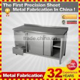 kindle 2014 new professional customized galvanized folding metal chair bracket