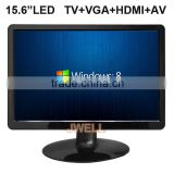 desktop 15.6 inch small size lcd monitor