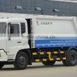 Hot Sale Dongfeng Garbage Truck trailer/Compressed Garbage Truck/ Refuse Collector Truck 3000-6000L