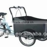 Cargo trike for sale/Utility 3 wheel cargo trike with colorful wooden box KB-T-Z19