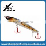 70mm 7g,85mm 11g, Hard Plastic Fishing Lure Supplier