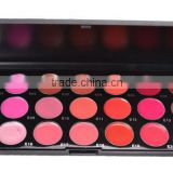 New arrival Professional 21colors factory direct hot model best 2012 lip gloss plate on sale