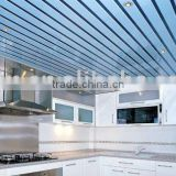 Customed aluminum strip ceiling tile